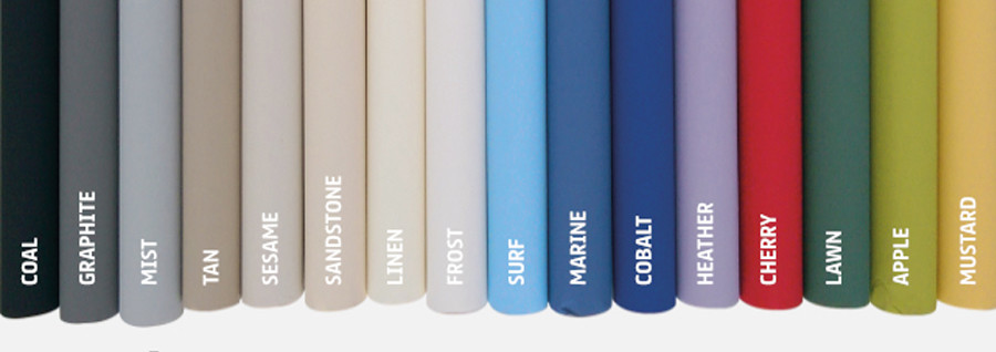 2000mm Thames - all colours now available