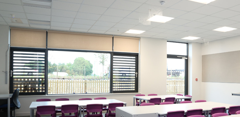 Shading products for education
