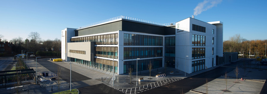 Case Study | Spire Hospital - Manchester