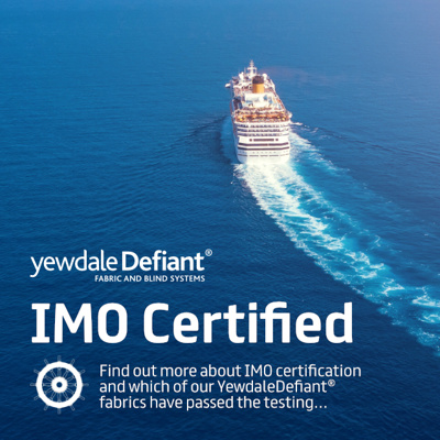 Yewdale's IMO Accredited Blinds - What is it?