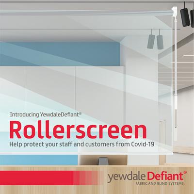 YewdaleDefiant® Rollerscreen