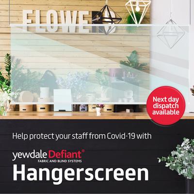 YewdaleDefiant® Hangerscreen