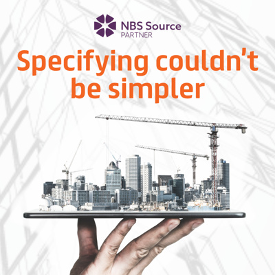 Architects and specifiers to benefit from NBS partnership