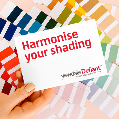 Harmonise your shading with new Thames colours