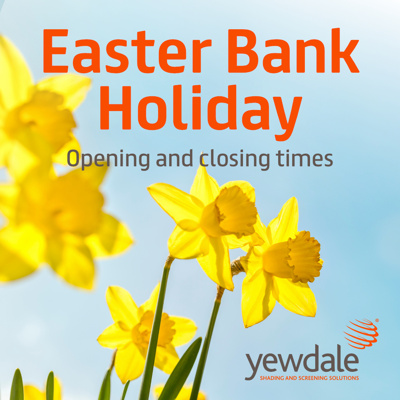 Easter Bank Holiday weekend 2021