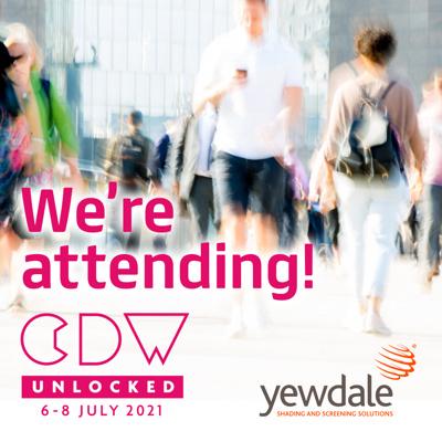 CDW Unlocked - we're Attending!