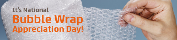 National Bubble Wrap Day