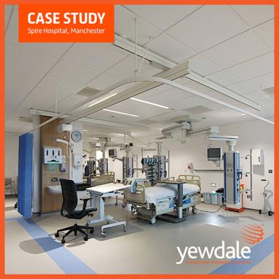 Case Study   Spire Hospital - Manchester