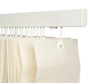 Disposable Curtains cream