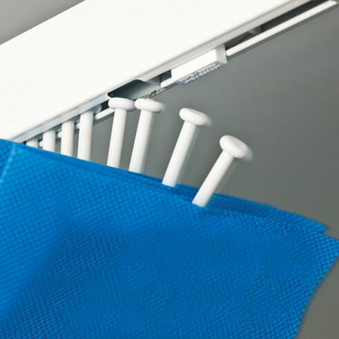 Disposable Curtains Stalks