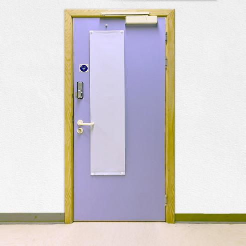 VPF door closed web