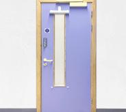 VPF door open web