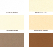 Fabric Product pagesEDENBO