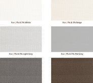 Fabric Product pagesROE