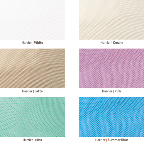 Fabric Product pagesHARRIER