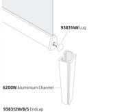 Channel Side-guiding system