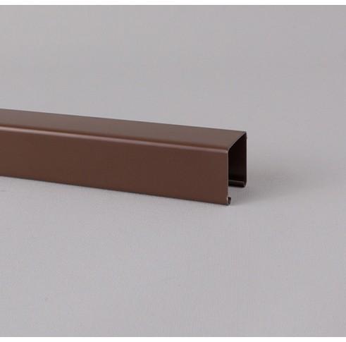Dark Brown Headrail