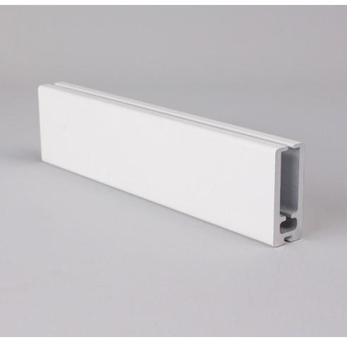 White Tracker Bottom Bar