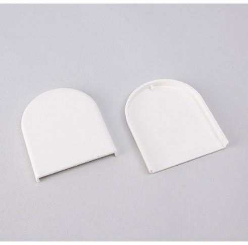 White Bracket Cover