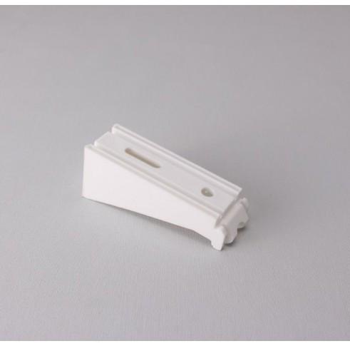 80mm Face Fix Bracket White