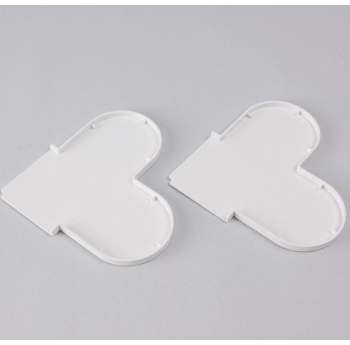40mm Double Bracket Cover