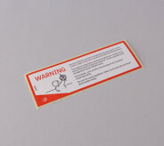 Label - Child Safety Warning Label
