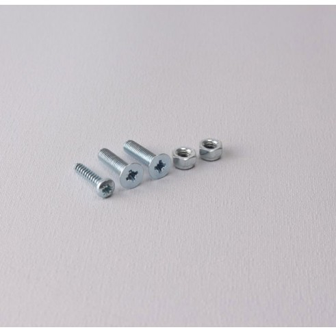 R54 Crank - Screw Set