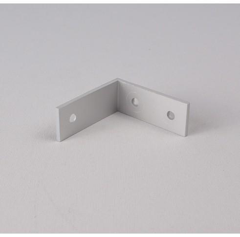 Angle Bracket Silver