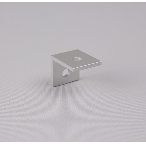 Ceiling Fixing Plate Flush Silver