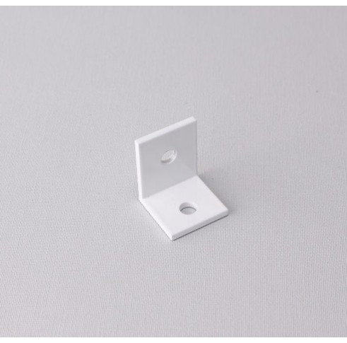 Ceiling Fixing Plate Flush White
