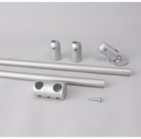 Silver V-Hanger Assembly (1000mm)