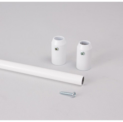 White Hanger Assembly (1000mm)