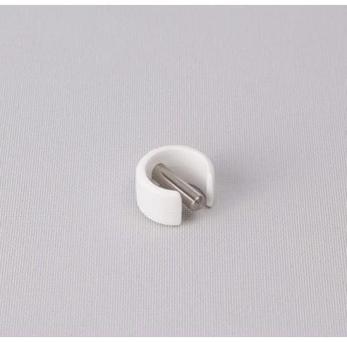 White Clip