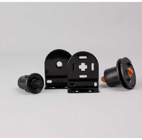 Black Slipstream 32mm Control Mechanism Set