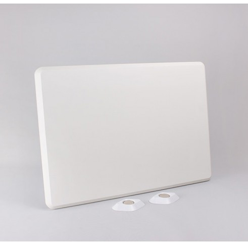 Mounting Plate 330mm X 470mm White