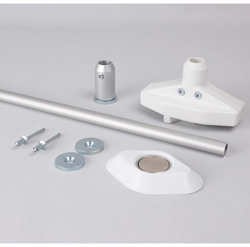 Silver (1000mm) T Assembly/Overlap Kit