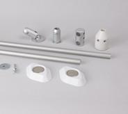 Silver V-Hanger Assembly Kit