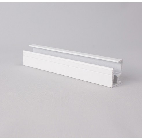 White 5m Face Fixing Strip