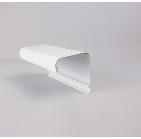 White Headbox Fascia C20-90