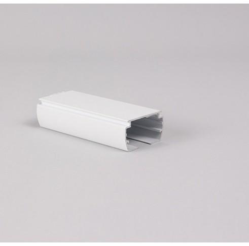White Aluminium Headrail