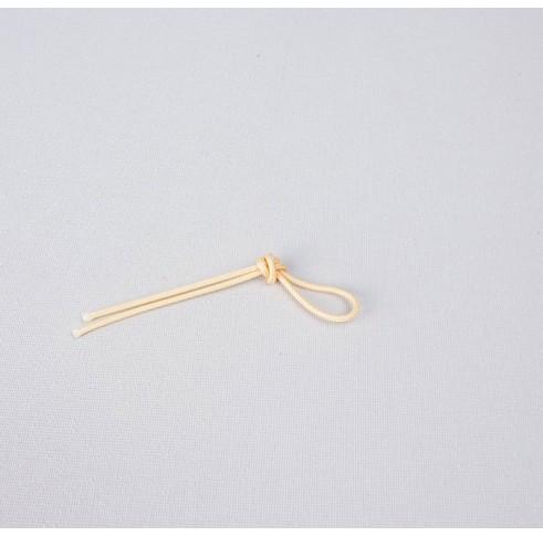 Cream 1.4mm Cord