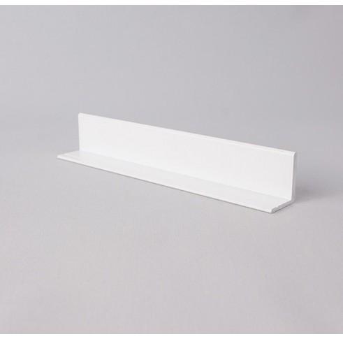 White 5m SkyShelf Fixing Strip (25x21mm)