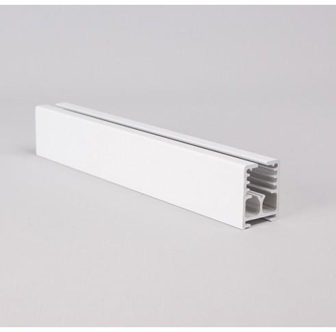 Curtain Track 6m White
