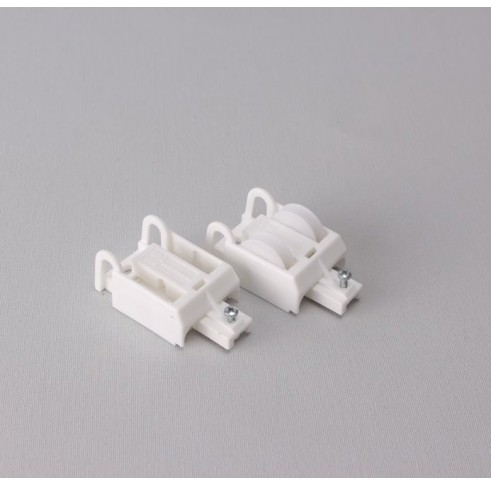White Pulleys