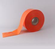 """9"""" Orange Layflat tubing"""