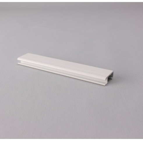 Curtain Track White