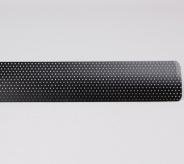 Black Matt Perforated Slat