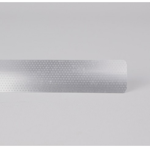 Silver Shine Perforated Slat