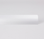 Silver Perforated Slat