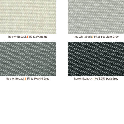 Fabric Product pagesROEWB